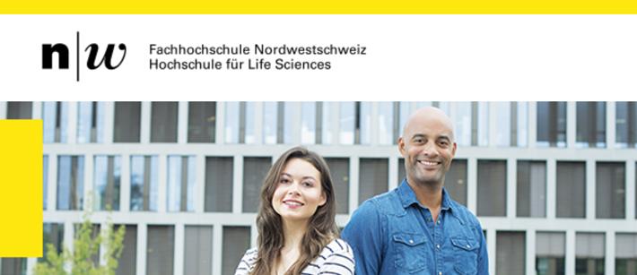 Professorship für Data Sciences in Applied Life Sciences  - Fachhochschule Nordwestschweiz - Logo