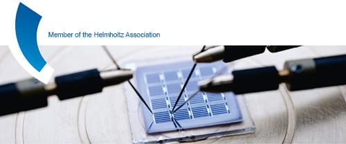PhD-Student (f/m/d) - Helmholtz-Zentrum Berlin für Materialien und Energie - header