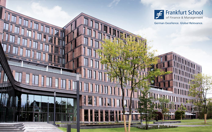 Professorship of Finance (f/m/d) - Frankfurt School of Finance & Management gGmbH - Header