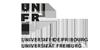 Professorship of Mathematics - Universität Freiburg (Schweiz) - Université de Fribourg - Logo