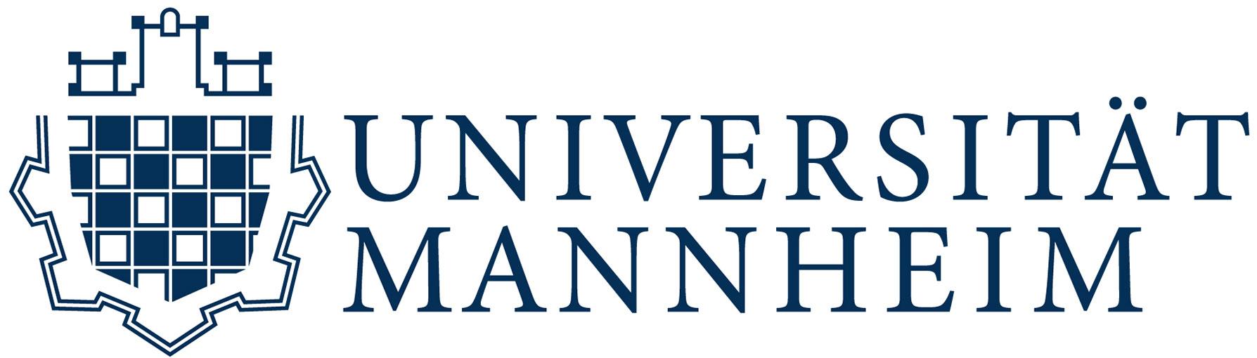 Professur (W3) - Universität Mannheim (UMA) - Logo