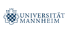 Professur (W3) für Germanistische Mediävistik - Universität Mannheim (UMA) - Logo
