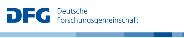 Wissenschaftsmanager (m/w/d) Schwerpunkt Rechtswissenschaften - DFG - Logo
