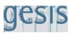 Wissenschaftlicher Mitarbeiter (m/w/d) Abteilung Dauerbeobachtung der Gesellschaft, Team Survey Synergies für die German Longitudinal Election Study (GLES) - Leibniz-Institut für Sozialwissenschaften e.V. GESIS - Logo