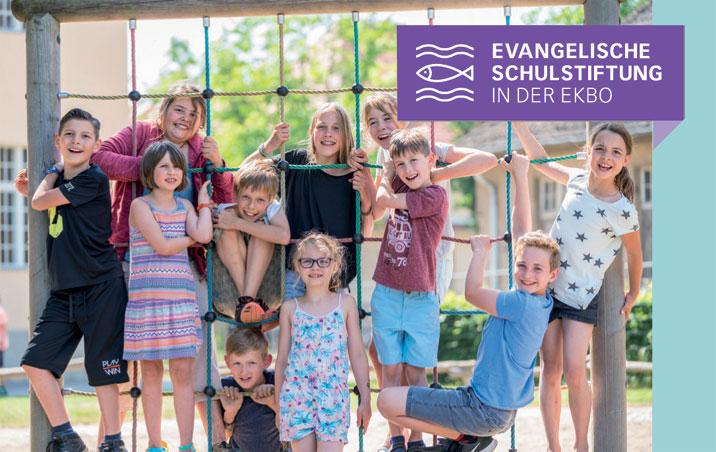 Schulleiter (m/w/d) - Evangelische Schulstiftung in der EKBO - Logo