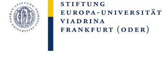 W3 Professorship - Europa-Universität Viadrina - Logo