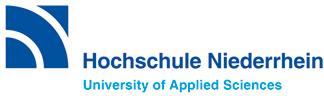 Professur  -  Hochschule Niederrhein - Logo