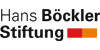 """Promotionsstipendien Nachwuchsforschungsgruppe """"Stakeholder-Interessen und marktbezogene Corporate Governance (...)"""" - Hans-Böckler-Stiftung - Logo"""