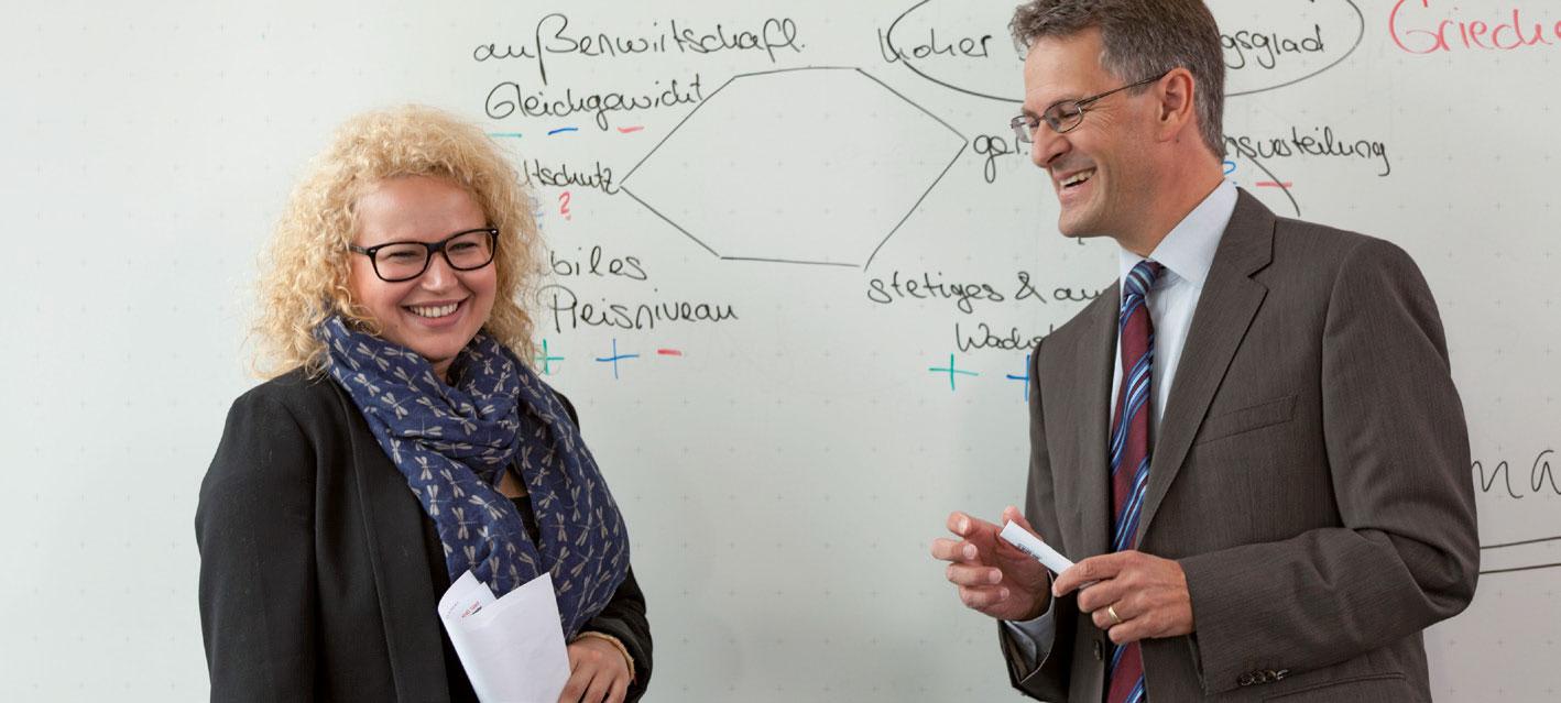 Lehrbeauftragter (m/w/d) Fakultät Wirtschaft - DHBW Heilbronn - Bild