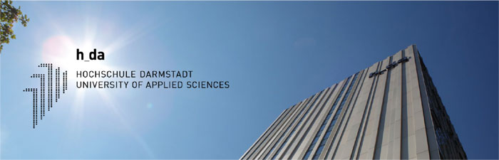 Vertretungsprofessur (W2) - Hochschule Darmstadt - Logo