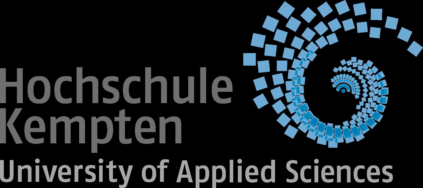 Professur (W2) - Hochschule Kempten - Logo