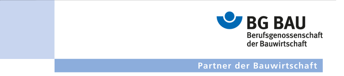 Aufsichtsperson I (m/w/d) - BG BAU - Logo