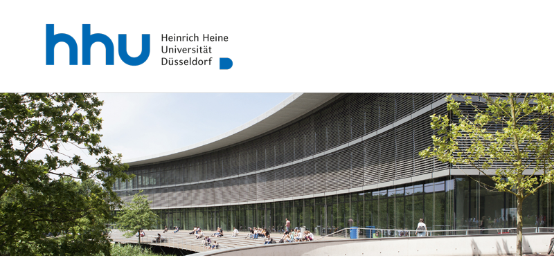 Referent (m/w/d) für Programmgestaltung - Heinrich-Heine-Universität Düsseldorf - Logo