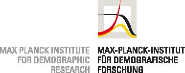 Max-Planck-Forschungsgruppenleiter (m/w/d) - MPIDR - Logo