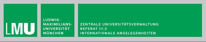 Koordinator (m/w/d)  - LMU - Logo