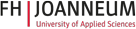 Dozent (m/w/d) für Qualitäts- und Umweltmanagement - FH JOANNEUM - Logo