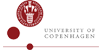 Tenure-track assistant professorship of Law - University of Copenhagen - Logo