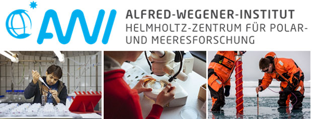 Science officer TSU (f/m/d) - Alfred-Wegener-Institut - Logo