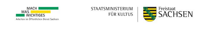 Lehrkräfte (m/w/d) - Sächsisches Staatsministerium für Kultus - Logo