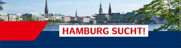 Gründungsvizepräsident (m/w/d) - Freie und Hansestadt Hamburg - Logo