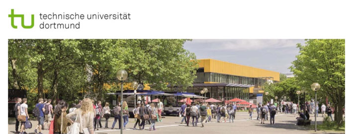 Forschungsreferent in der Förderberatung (m/w/d) - Technische Universität Dortmund - Logo