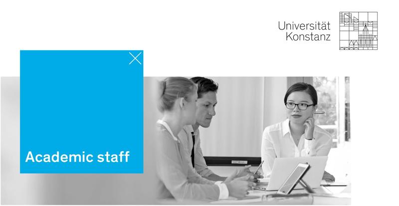 Postdoctoral Position (f/m/d) - Universität Konstanz - Logo