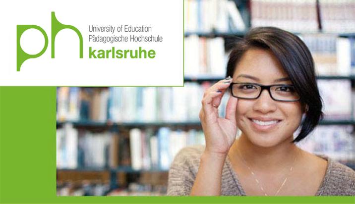 Projektmitarbeiter (m/w/d)  - Pädagogische Hochschule Karlsruhe - Logo