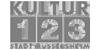 Leitung (m/w/d) - Kultur123 Stadt Rüsselsheim - Logo