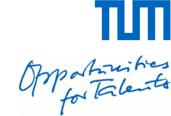 EU Projektmanager (m/w/d) - Technische Universität München (TUM) - Logo