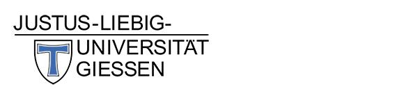 Verwaltungsangestellter (m/w/d) - Justus-Liebig-Universität Gießen - Logo