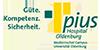 Facharzt / Assistenzarzt (m/w/d) in Weiterbildung zur Weiterbildung im Schwerpunkt Pneumologie - Pius-Hospital Oldenburg - Logo