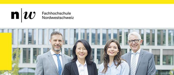 Direktor (m/w/d) - Fachhochschule Nordwestschweiz - Logo