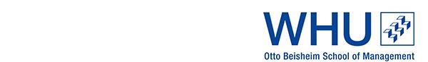Public Relations Manager (w/m/d) - Otto Beisheim School of Management (WHU Vallendar) - Logo