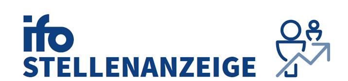 Wissenschaftlicher Mitarbeiter (m/w/d) Energieökonomik - ifo Institut - Logo