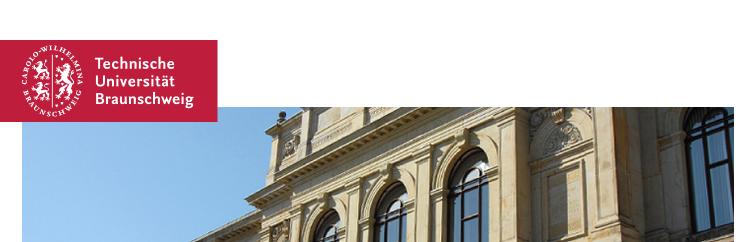 Wissenschaftlicher Mitarbeiter (m/w/d) - Technische Universität Braunschweig - Logo