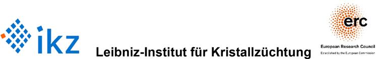 PhD student (m/f/d) - ikz - Header