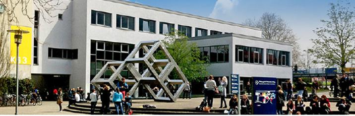Kanzler (m/w/d)) - Pädagogische Hochschule Freiburg - Header
