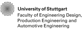 W3 Professorship - Uni Stuttgart - Logo
