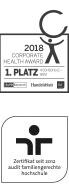 Professorship (W3) - Uni Stuttgart - Zertifikat