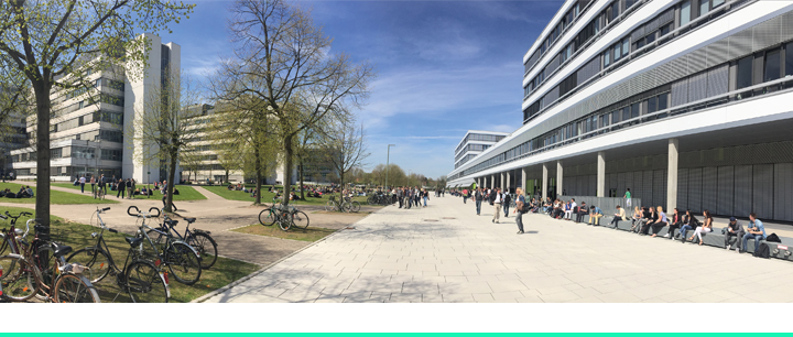 research position- Universität Bielefeld - Header