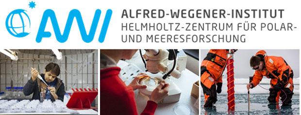 Doktorand (m/w/d) - Alfred-Wegener-Institut - Logo