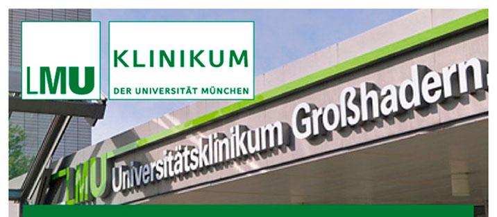 PhD student - Klinikum der Universität München - Logo