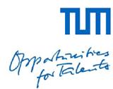 Several positions in the PhD program - Technische Universität München (TUM) - Logo