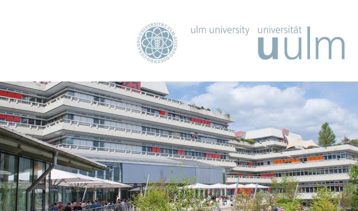Mitarbeiter für Lehrentwicklungsprojekte (m/w/d) - Uni Ulm -  Logo