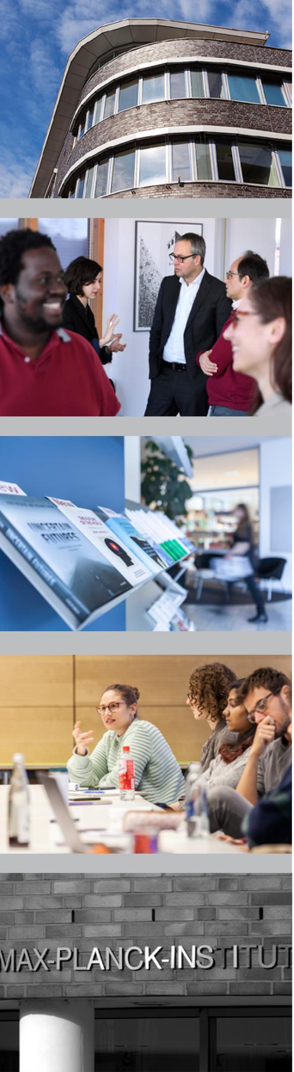 Postdoktorandenprogramm - Max-Planck-Institut für Gesellschaftsforschung - Bild