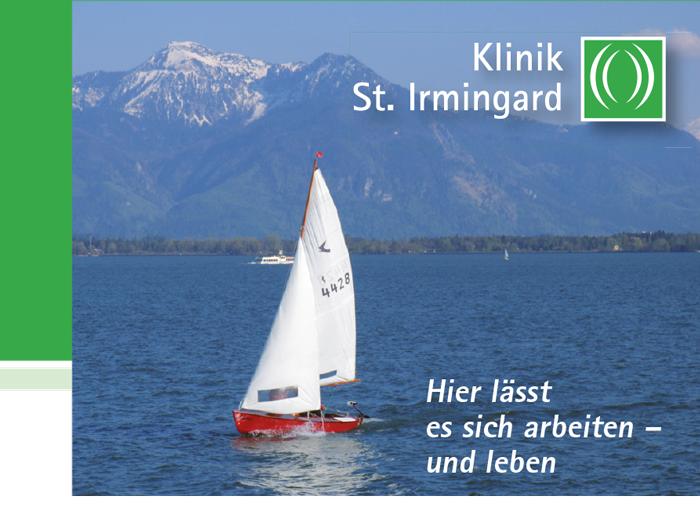 Assistenzarzt (m/w) - Klinik St. Irmingard - Logo