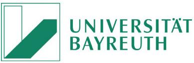 Volljuristin / Volljuristen (m/w/d) - Universität Bayreuth - Logo