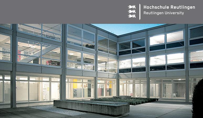 Projektmanager (m/w/d) - Hochschule Reutlingen - Logo