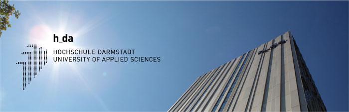 Vertretungsprofessur - Hochschule Darmstadt - Logo