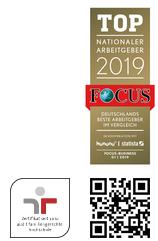 Verwaltungsmitarbeiter (m/w/d) - SRH Hochschule Heidelberg - Zertifikat